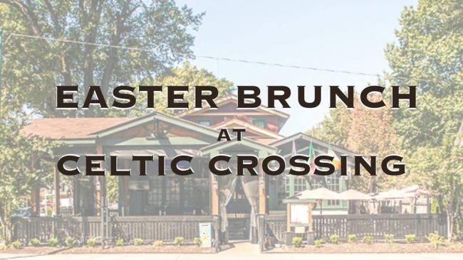 Easter Brunch at Celtic Crossing | Kids Out and About Memphis