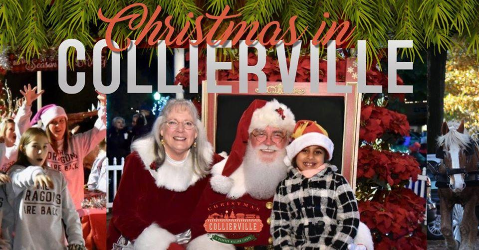 Collierville Tn Christmas Parade 2020 2019 Collierville Christmas Parade   Town of Collierville, TN